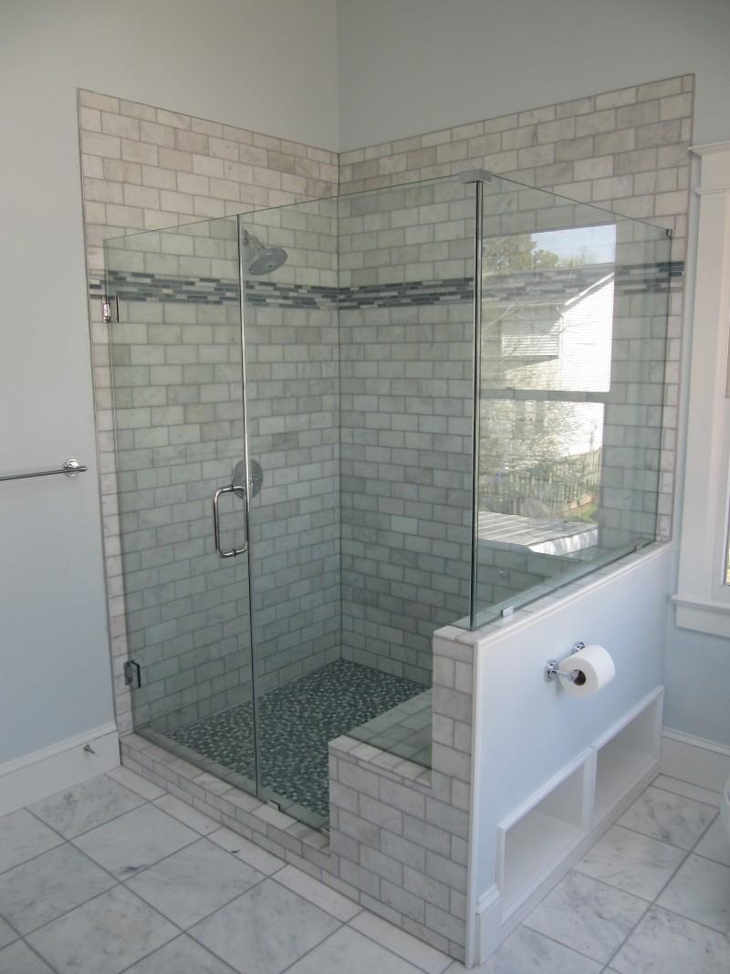Shower stalls with seat shower doors frameless bathroom with 100 glass shower doors alexandria va shower pannels cintine planetlyrics Gallery