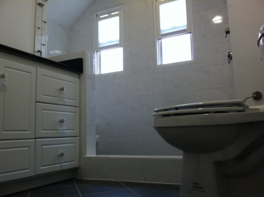 Arlington bathroom renovation advanced construction group llc Bathroom remodeling arlington va